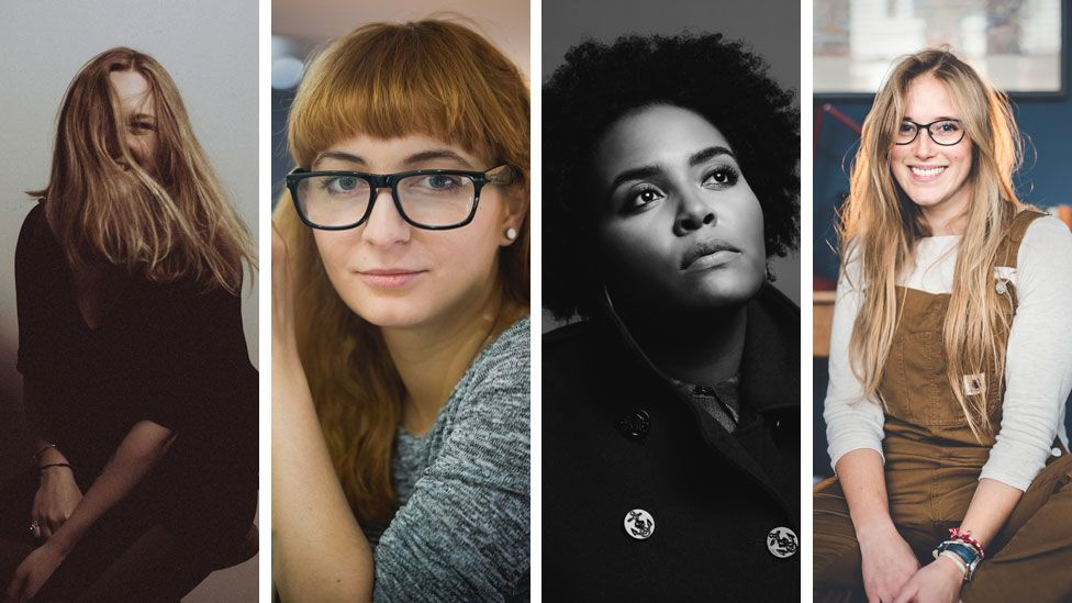 International Women's Day: Women behind the lens